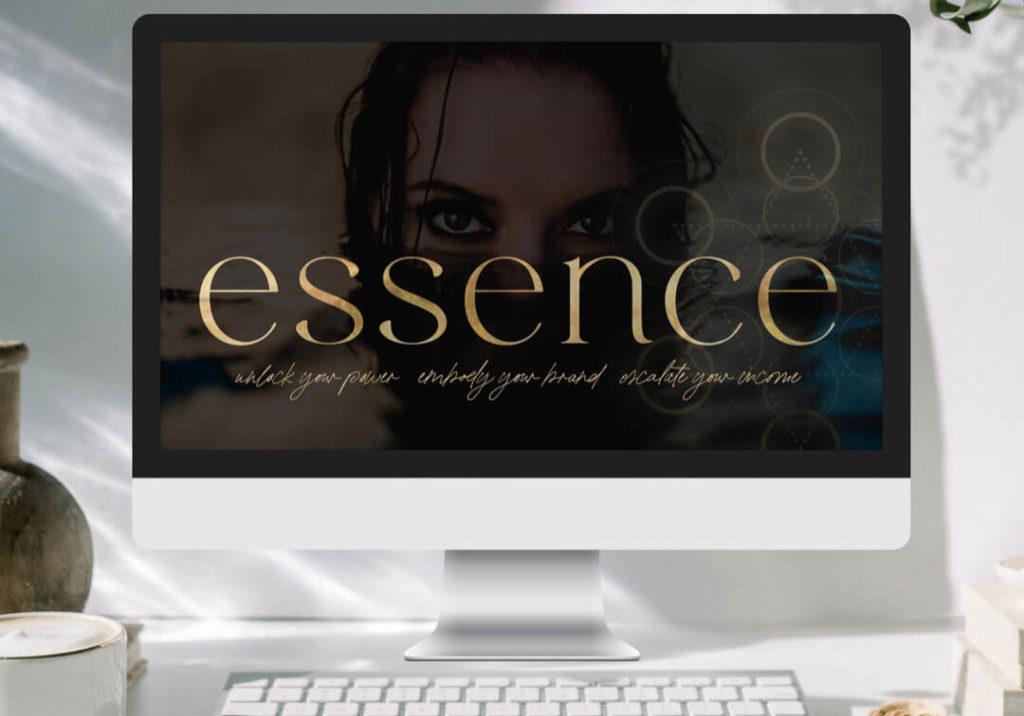Essence-training